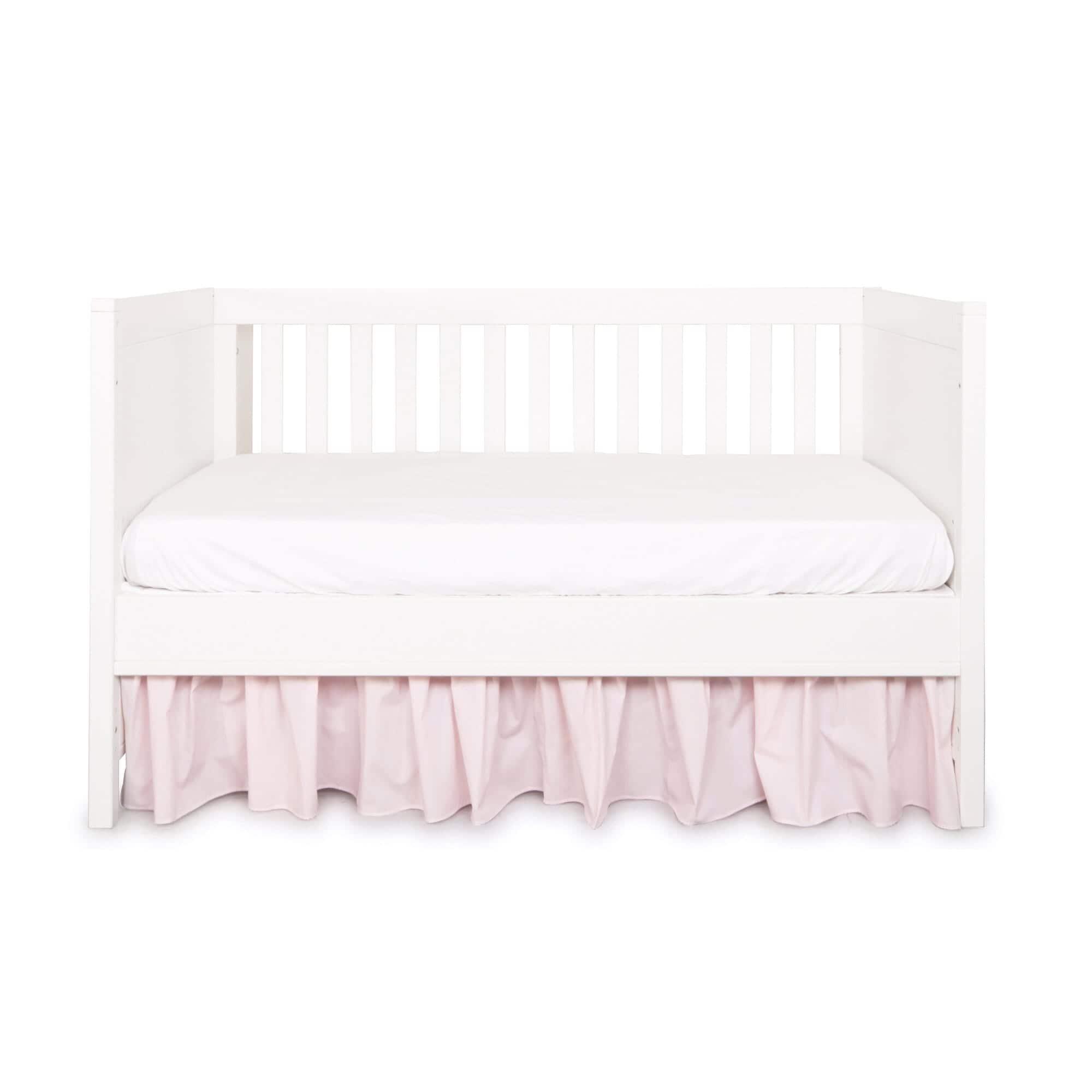 jupe de lit 70 cm th ophile et patachou. Black Bedroom Furniture Sets. Home Design Ideas