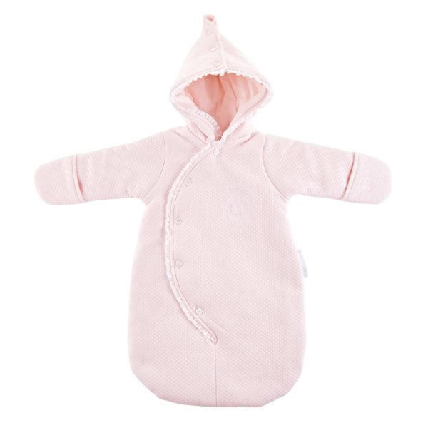 Hooded sleeping bag