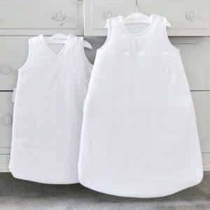Sleeping bagu 70cm royal white