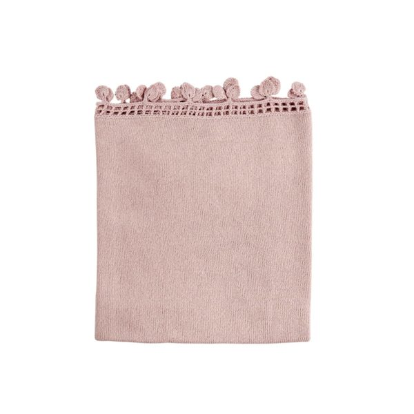 Shawl old pink
