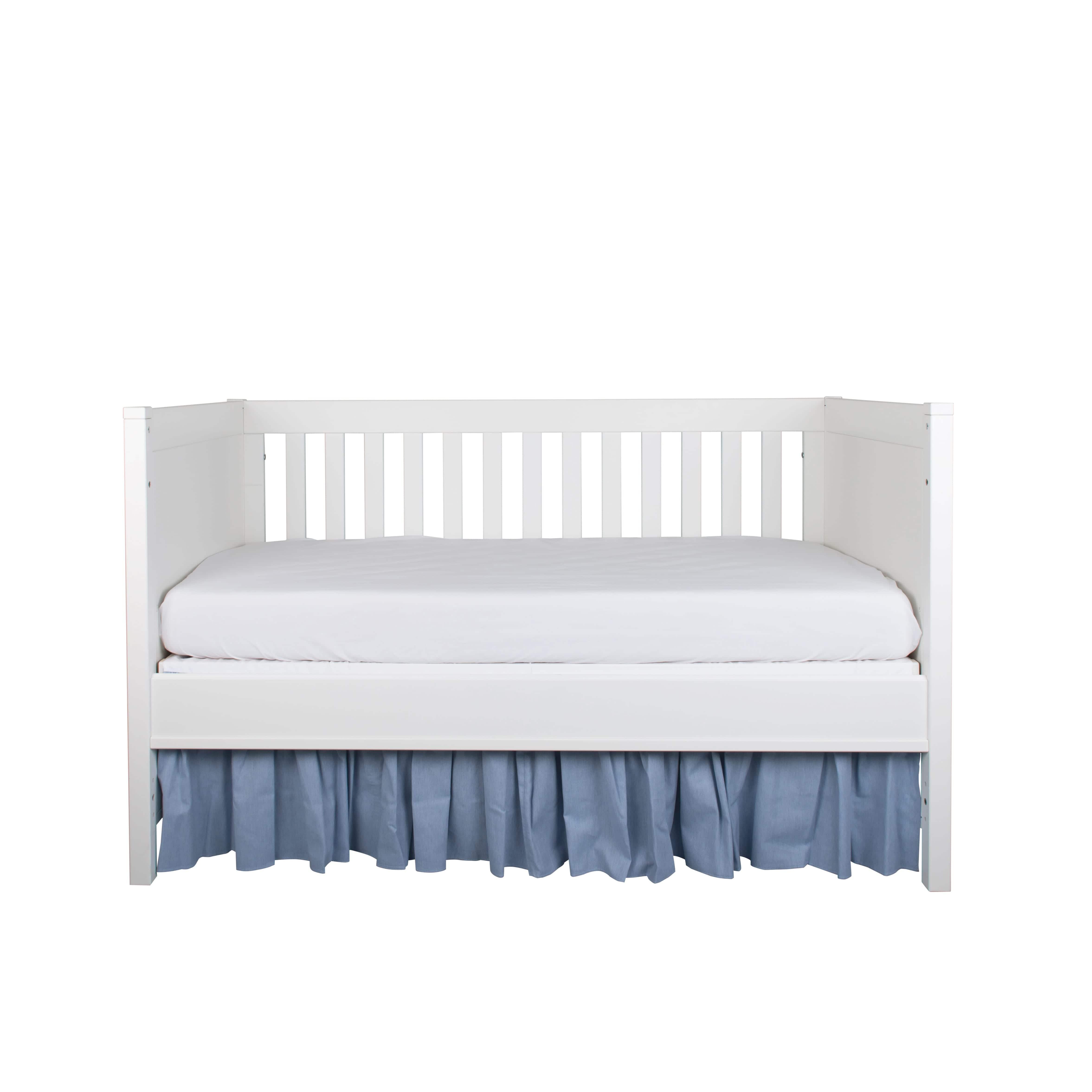 jupe de lit 60 cm th ophile et patachou. Black Bedroom Furniture Sets. Home Design Ideas