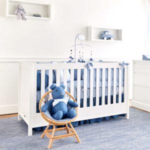 Evolving cot bed Design 60x120cm