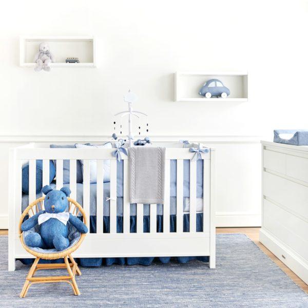 Baby Cot Bed Design