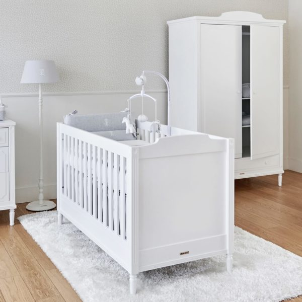 Ledikant Louis voor babykamer