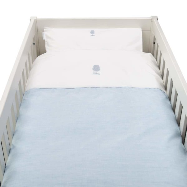 Baby cot bed duvet cover