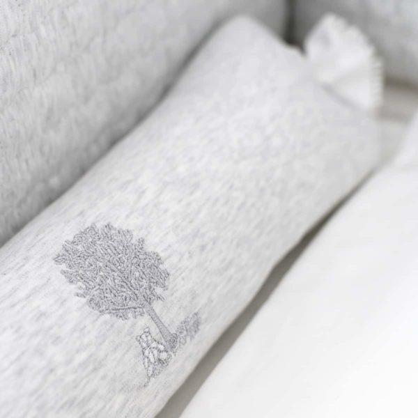 Baby roll cushion