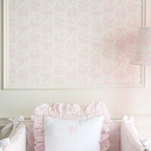 Papier peint dans chambre, Sweet Pink