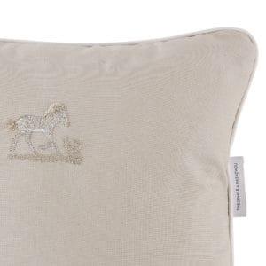 coussin safari camel détails