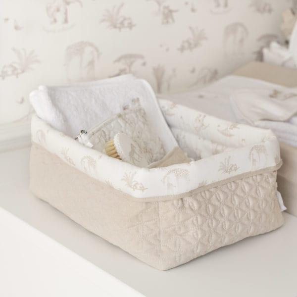 Baby vanity case