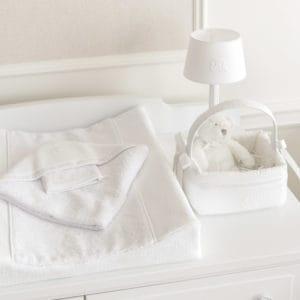 Table à langer, Cotton White