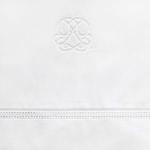 Housse de couette Cotton White